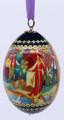 Fairy Tales Egg Christmas Ornament