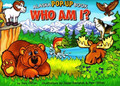 Who Am I? Alaska POP-UP Book.