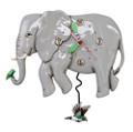 Elephante Pendulum Clock