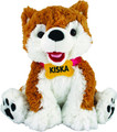"9"" Plush Kiska the Husky"