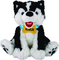 "9"" Plush Kobuk the Husky"
