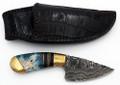 Skinner - Damascus Blade | Knife