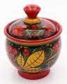 Small Salt Jar | Khokhloma