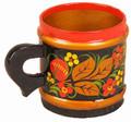 Khokhloma Baby Mug
