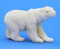 Polar Bear | Bone and Antler Carvings