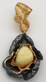 Unique Butterscotch Shade Baltic Amber Pendant