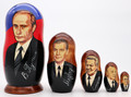 Russian Presidents Nesting Doll