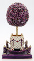 Bay Tree Faberge Style Egg