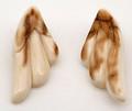 Mammoth Ivory Earrings
