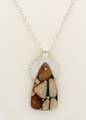 Fossil Walrus/Mammoth Ivory Necklace