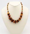 Multicolor Baltic Amber Necklace
