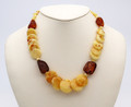 Butterscotch and Honey Baltic Amber Necklace
