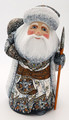 Arrival of Christmas - Silver and Gold | Grandfather Frost / Russian Santa Claus