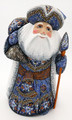 Father Frost in Blue Coat by Trifonova | Grandfather Frost / Russian Santa Claus