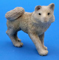 Moose Antler Husky | Bone and Antler Carvings