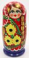 Traditional Matryoshka - Sunflowers
