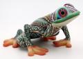 Tree Frog Papa | Jon Anderson Fimo Creations