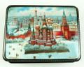 Moscow Kremlin Box - Russian Souvenir