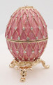 """Net"" Egg - Pink 