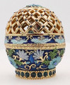 "Easter Egg ""Chicken"" - Blue 