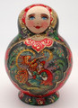 10 Piece Firebird | Fine Art Matryoshka Nesting Doll