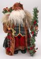 Santa - Red Robe   Anita's Santas - SOLD
