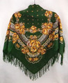 Russian Pavlovo Posad Shawl - Sweet Meadow