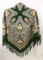 Russian Pavlovo Posad Shawl - The Garden of Soul