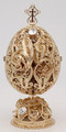 Filigree Imperial Egg | Faberge Style Egg