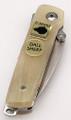 Dall Sheep Handle Folding Lock Blade Knife | Alaskan Knife