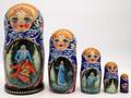Morozko Matryoshka | Fine Art Matryoshka Nesting Doll