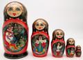 Frog-Princess Matryoshka | Fine Art Matryoshka Nesting Doll