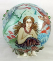 Mermaid with Shells | Kholui Lacquer Box