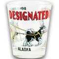 Designated Driver Shot Glass | Alaska Souvenirs