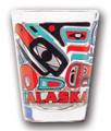 Totem Shot Glass | Alaska Souvenirs