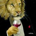 Wine King - Will Bullas Metal Art