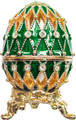 """Egg """"Net"""" - Green small 