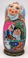 Christmas Story of Nutcracker by Galina Ivanova | Matryoshka / Nevalashka Doll/ Russian Nesting Doll
