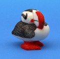 Ivory Puffin by George Taxac | Alaskan Ivory Carving