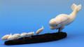 Beluga Whale | Alaskan Ivory Carving