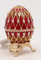 """Egg """"Net"""" - Red small 