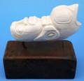 Pipe Bowl | Alaskan Ivory Carving