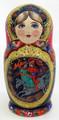 Fairy Tale - Ivan Tsarevitch and the Grey Wolf | Fine Art Matryoshka Nesting Doll