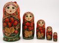 Ashberry Maiden | Fine Art Matryoshka Nesting Doll