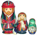 Frog Princess | Fine Art Matryoshka Nesting Doll