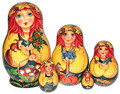Autumn Maiden | Fine Art Matryoshka Nesting Doll