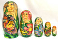 Forest Fairies | Unique Museum Quality Matryoshka Doll