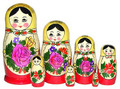 Semenov - 7 Nest | Traditional Matryoshka Nesting Doll