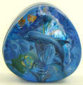 Sea Life by Valyalin | Russian Lacquer Box