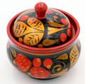 Small Jar   Khokhloma